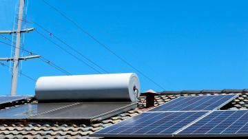 Aquecedor VS Fotovoltaico