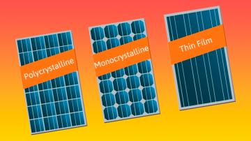 Módulos fotovoltaicos e eficiência